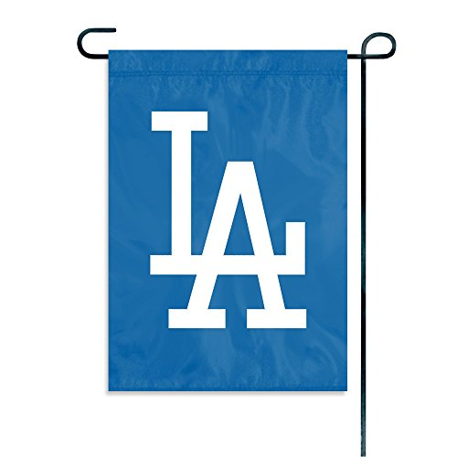 The Party Animal MLB Los Angeles Dodgers MLB Garden Flag, Blue, 18