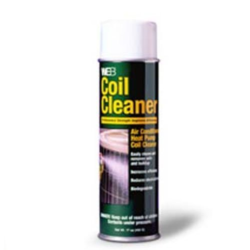 4171-75 - Air Conditioner A-Coil Evaporator Condenser Foam Coil Cleaner - No Rinse- 14oz Spray Can