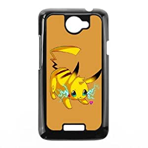 Pokemon HTC One X Cell Phone Case Black Phone cover W9306443