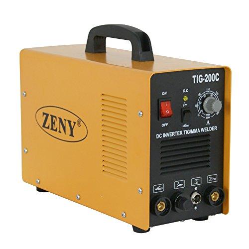 ZENY 200 Amp TIG/Arc/MMA/Stick DC Inverter Welder 110/230...
