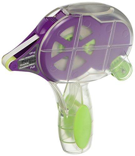 (Glue Arts GlueGlider Pro Plus Dispenser and Cartridge, Perma Tac, 0.25 by)