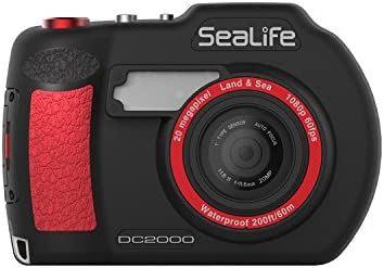 Sealife diving camera