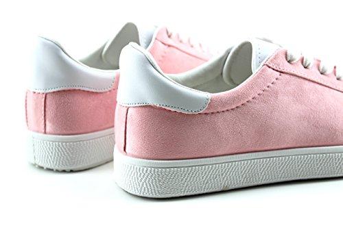 Modelisa - Zapatillas Bambas Mujer Rosa