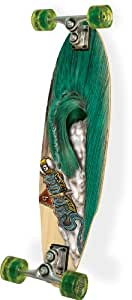 "Sector 9 Bamboo Series ""Ala Moana"" Longboard Complete Skateboard"