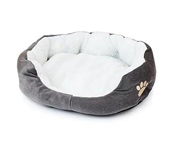 Casa para mascota plegable Hommi Luxry, suave cama para perro o gato: Amazon.es: Productos para mascotas