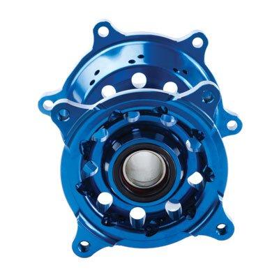 Tusk Impact REAR Wheel Hub- BLUE - YAMAHA YZ125 YZ250 2002-2018