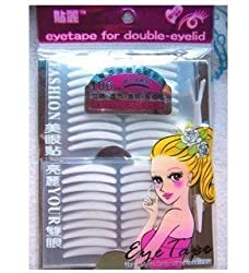 BDS - Double Eyelid Tape (100 Pieces) (Medium Wide)