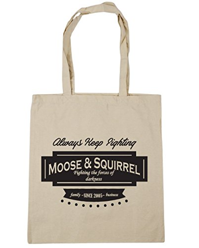 Family Business Moose x38cm Tote amp; Natural Gym 2005 HippoWarehouse Shopping 42cm Bag 10 Since litres Beach Squirrel HTtxIqqOnW