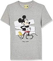 Estampa Mickey Mouse Colcci Fun, Colcci Fun, Camiseta