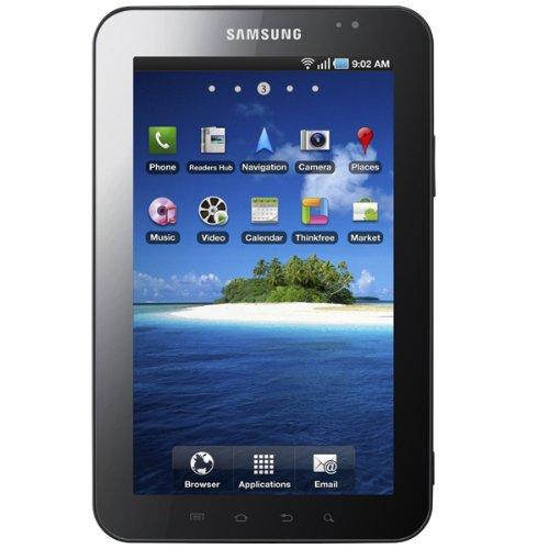 Samsung Galaxy Tab P1000 (SC-01C) - GSM Unlocked with Phone Capabilities