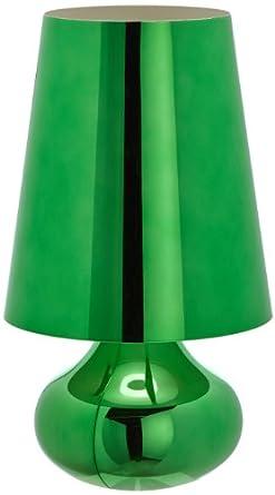 kartell 9100m3 cindy abat jour color sage green - Abat Jour Color