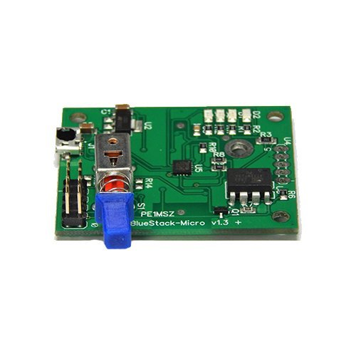 BlueStack MicroPlus (For Android Devices ONLY) Board for DVMEGA Single or Dual Band RPI Radio by BlueStack
