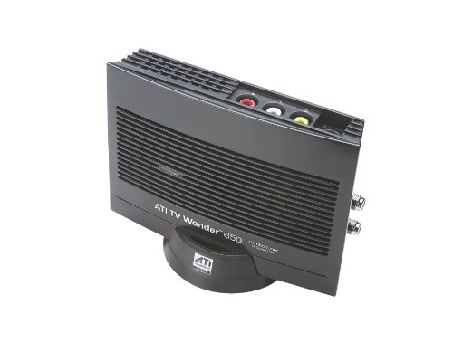 ATI TV Wonder HD 650 Combo USB PC TV Tuner