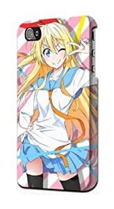 S1724 Nisekoi Chitoge Kirisaki Case Cover For IPHONE 5 5S by supermalls