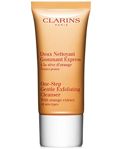 Clarins One-Step Gentle Exfoliating Cleanser with Orange Extract 1.7 Oz ()