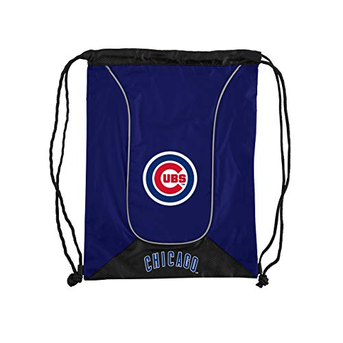 The Northwest Company MLB Chicago Cubs Doubleheader Backsack, 18-Inch, Royal by The Northwest Company