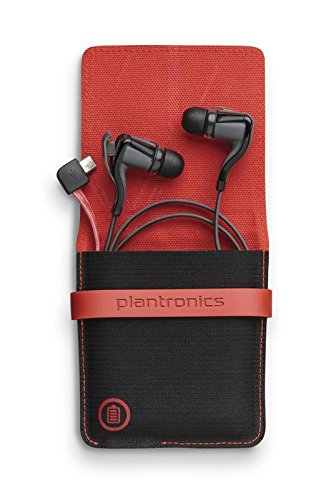 22 opinioni per Plantronics BackBeat GO2 In-ear, Neck-band Binaural Wireless Black mobile
