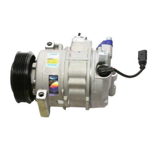 Passat A/c Compressor - Delphi CS20089 7SEU17C New Air Conditioning Compressor