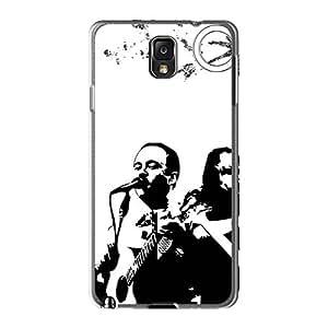 SherriFakhry Samsung Galaxy Note3 Durable Hard Phone Case Support Personal Customs HD Dave Matthews Band Image [nGA14929KJrj]