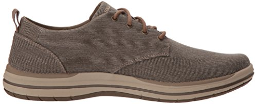 Moten Casual Stringate Elson Marrone Mens Skechers qC5PBvnw