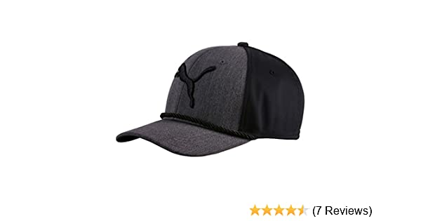 Amazon.com: PUMA Golf 2017 Boys Go Time Rope Hat (Gray Heather, One Size): Sports & Outdoors
