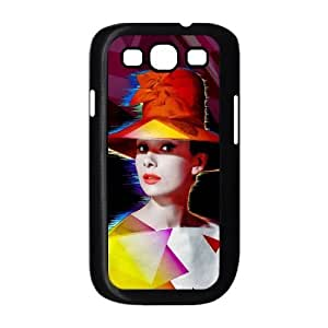 Audrey Hepburn Use Your Own Image Phone Case for Samsung Galaxy S3 I9300,customized case cover ygtg-785703