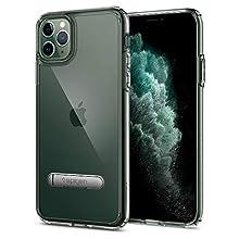 Spigen Ultra Hybrid S Designed for Apple iPhone 11 Pro Max Case (2019) - Crystal Clear