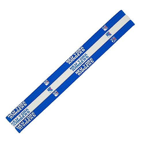 New York Rangers NHL Elastic Headband