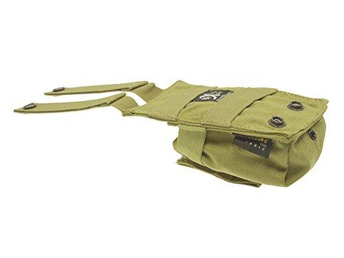 BE-X Modulare Funkgeräte / GPS Tasche mit verstellbarer Sicherung - Coyote Tan / MJK lpeLKTms9