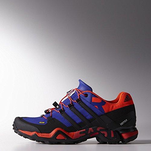 adidas Terrex FAST R(Night Flash / Core Black / Solar Red, 12) M29068
