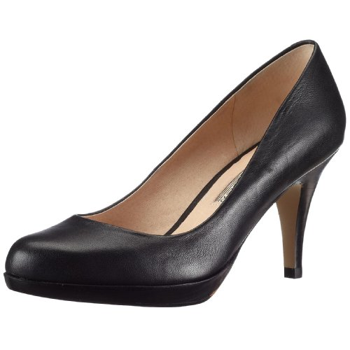 109 London LEATHER 107972 Buffalo Damen KID 3499 Pumps 65w4IUdqIn