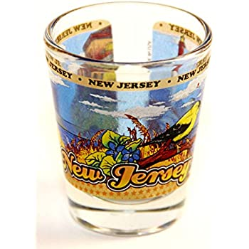 Maryland Nautical Scene Cobalt Blue Frosted Shot Glass World By Shotglass marylandnaut