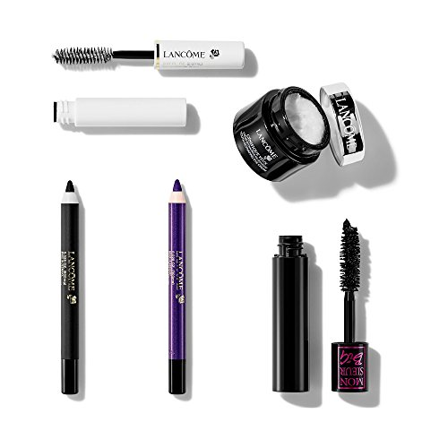LANCÔME MORE LASH VOLUME KIT- Lancôme Monsieur Big Mascara, Lancôme DRAMA LIQUI-PENCIL, Lancôme Advanced Génifique Yeux Light-Pearl,Lancôme CILS BOOSTER XL Super-Enhancing (0.06 Ounce Cream Eyeliner)