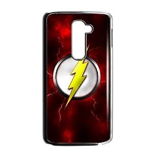 The Flash 003 LG G2 Cell Phone Case Black TPU Phone Case RV_654944