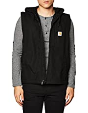 Carhartt mens Knoxville Vest (Regular and Big & Tall Sizes)