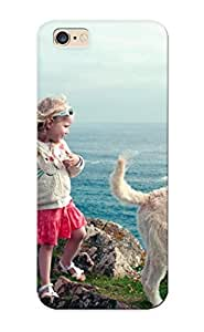 New Water Nature Waves Animals Dogs Rocks Pets Lile Girl Blue Skies Sea Tpu Case Cover, Anti-scratch Summerlemond Phone Ipod Touch 5