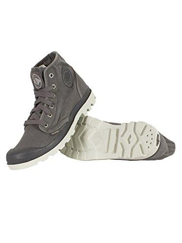 Desert Pampa Palladium Hi Boots Grau Herren 8xxptdqr