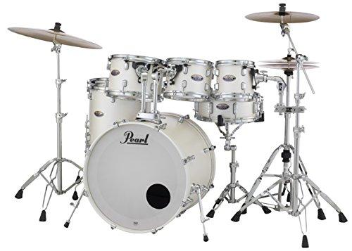 Pearl Drum Set, White Satin, inch (DMP927SPC229) ()