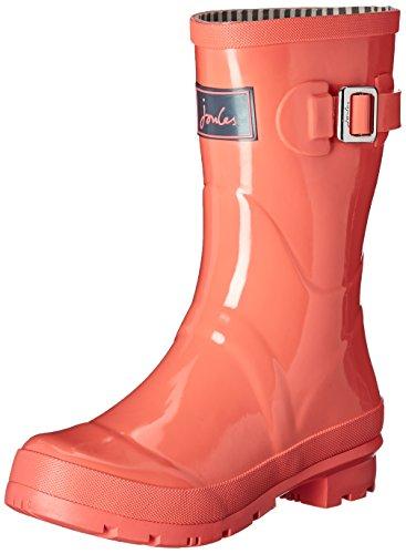 Soft de Chaussure pluie pour Joules Coral femme 06dXdqH