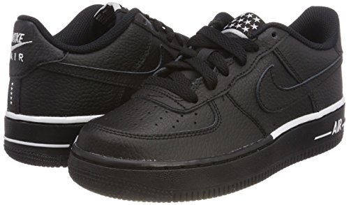 Air gs Da white Bambino 1 Nero black black Basket Force Scarpe Nike 036 CdgSqBxB