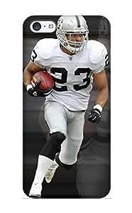 New Arrival Iphone 5c Case Oakland Raiders Case Cover/ Perfect Design