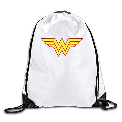 Price comparison product image LCNANA Avengers Wonder Woman Logo Personality One Size Tote Bag