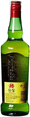 J&B Whisky 40º - 70 cl: Amazon.es: Alimentación y bebidas