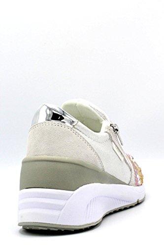 Versace Jeans Ee0vrbsb1_e70024, Baskets Femme Les Gris