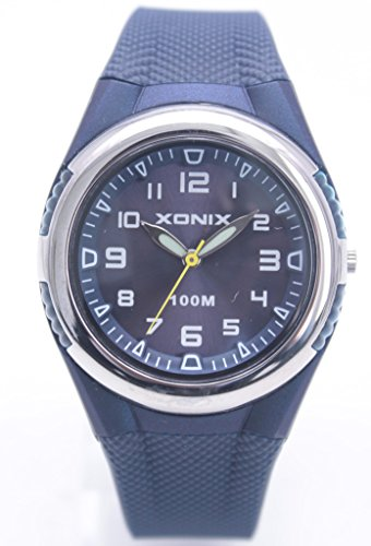 100m-water-resistant-waterproof-ladies-dark-blue-rubber-strap-analog-luxury-sport-watch
