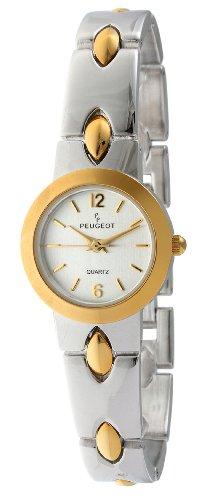 Peugeot Women's 746TT Two-Tone Bracelet Watch