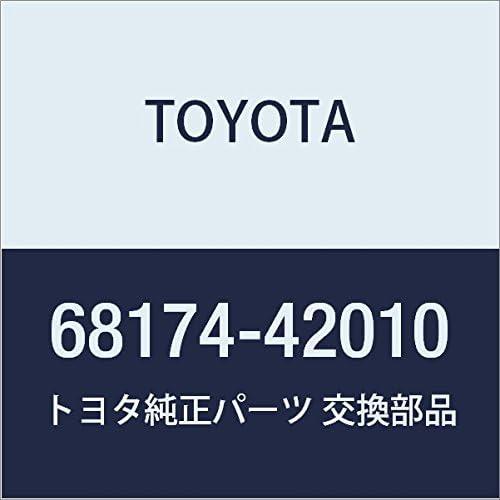 TOYOTA Genuine 68174-42010 Door Glass Weatherstrip