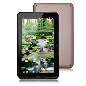 TP108 Google Android 2.2 10 inch 720 Video Flash 10.1 Resistive Screen Tablet PC Golden