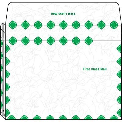 Quill Brand First Class Tyvek Booklet Style Catalog Envelope; 10x13x2, 100 /Box (1 Box) (Tyvek Booklet Envelopes)
