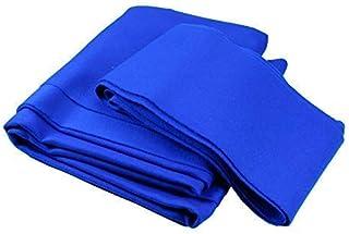 Vitesse chiffon de nettoyage pour piscine 6 x 3 &de lit et coussins Bleu